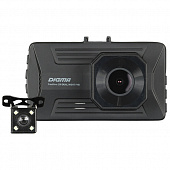 Видеорегистратор Digma FreeDrive 208 Dual Night FHD Black