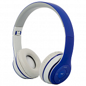 Наушники Bluetooth с MP3 Harper HB-212 Blue