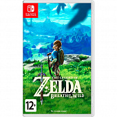 Игра Nintendo Switch The Legend of Zelda: Breath of the Wild