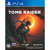 PS4 игра Square Enix Shadow of the Tomb Raider