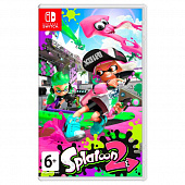 Nintendo Switch игра Nintendo Splatoon 2