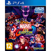 PS4 игра Capcom Marvel vs. Capcom: Infinite